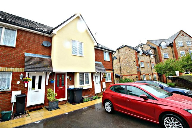 Thumbnail Terraced house for sale in Victoria Gate, Church Langley, Harlow