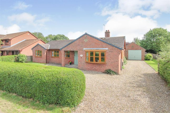 Thumbnail Detached bungalow for sale in North Townside Road, North Frodingham, Driffield