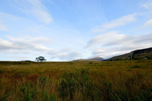 Thumbnail Land for sale in Plot 1 And Plot 3, Ardmor Road, Salen