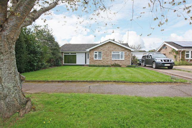 Thumbnail Detached bungalow for sale in Grindle Way, Clyst St. Mary, Exeter