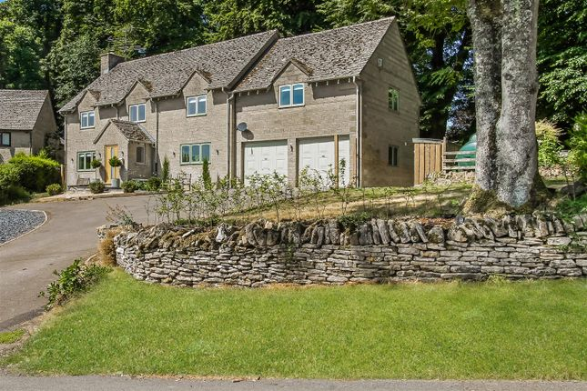 Thumbnail Detached house for sale in Hill View, Elkstone, Cheltenham