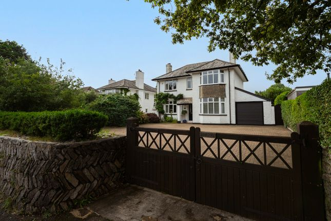Thumbnail Detached house for sale in Tavistock Road, Roborough, Plymouth