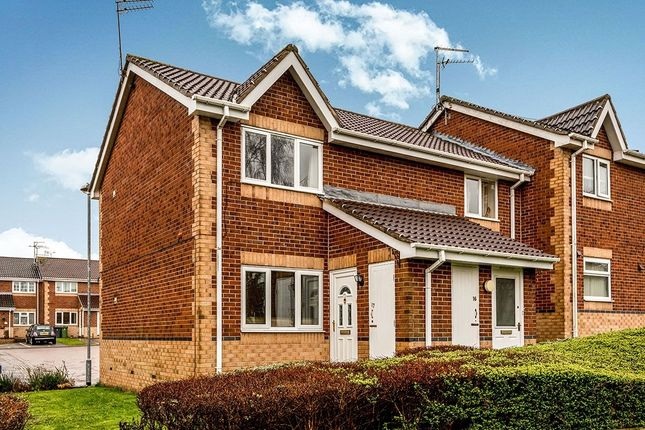 Thumbnail Flat to rent in Wordsworth Court, Oulton, Leeds
