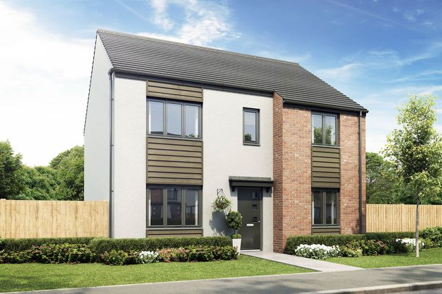 """4 bed detached house for sale in """"The Callerton"""" at Roseden Way, Newcastle Upon Tyne NE13"""