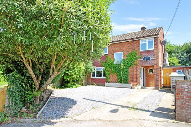4 bed semi-detached house for sale in Park Way, Hungerford, Berkshire RG17