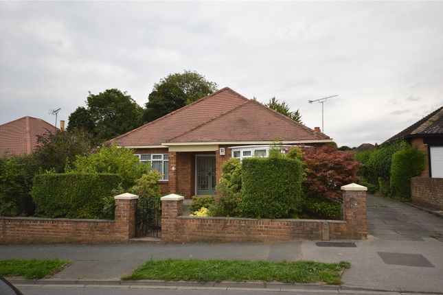 Thumbnail Detached bungalow for sale in High Moor Avenue, Leeds, West Yorkshire