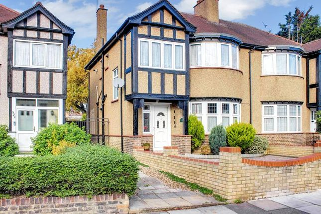 Thumbnail Semi-detached house for sale in Winchmore Hill, London