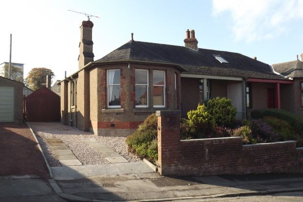 Thumbnail Semi-detached bungalow to rent in Cromwell Road, Falkirk