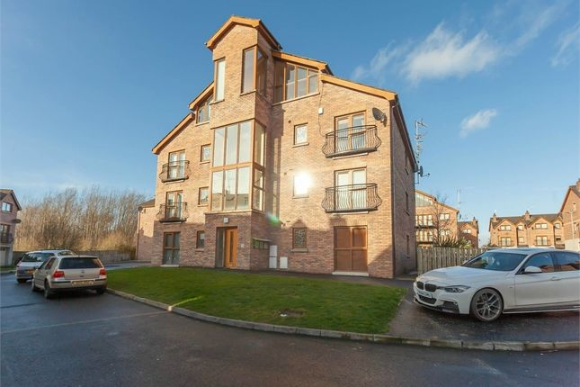 Thumbnail Flat for sale in Silverwood Green, Lurgan, Craigavon, County Armagh