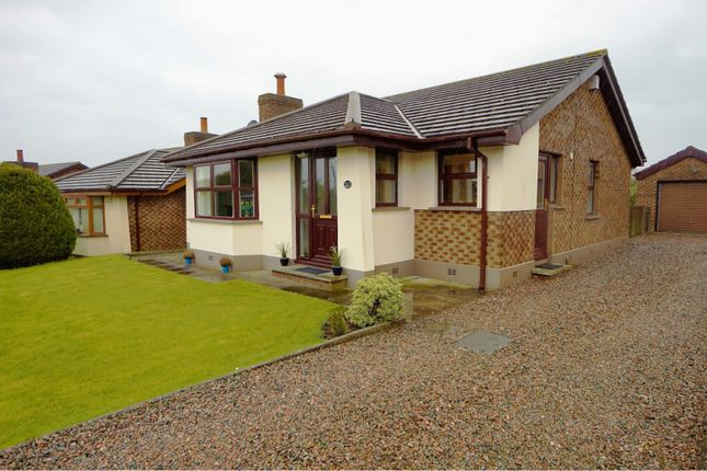 Thumbnail Detached bungalow for sale in Strangford View, Greyabbey