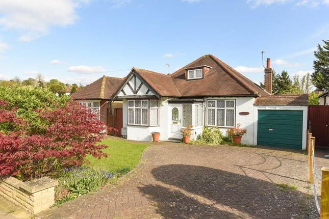 Thumbnail Detached bungalow for sale in Stanley Road, Northwood