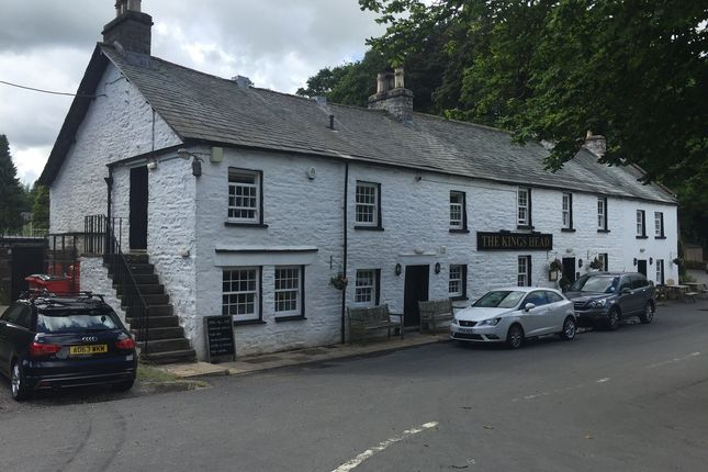 Thumbnail Leisure/hospitality for sale in Kings Head, Ravenstonedale, Kirkby Stephen
