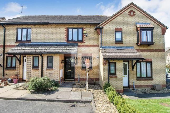 Thumbnail Terraced house to rent in Lorimer Close, Bushmead, Luton