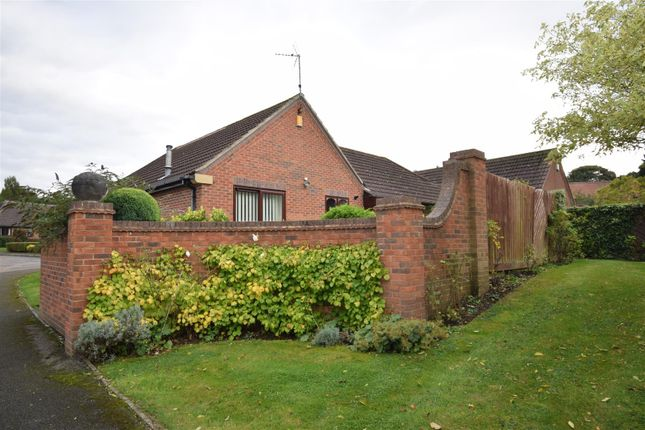 Thumbnail Detached bungalow for sale in Metcalfe Close, Southwell