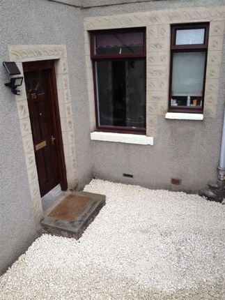 Thumbnail Flat for sale in 75, David Street, Lochgelly
