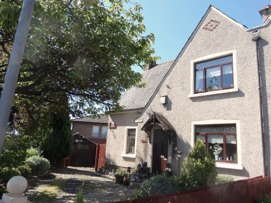 Thumbnail Semi-detached house for sale in David Street, Coatbridge