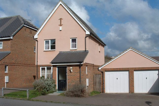 Thumbnail Detached house to rent in Capstan Mews, Gravesend