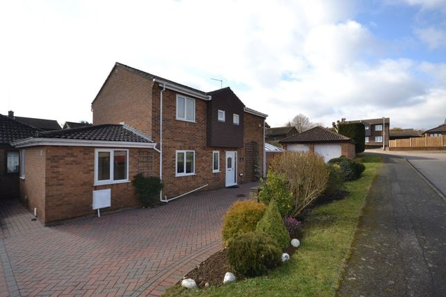 Thumbnail Detached house for sale in Strawberry Hill, Berrydale, Northampton