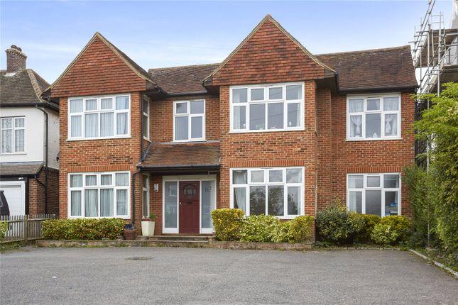 Thumbnail Detached house for sale in Hadlow Road, Tonbridge, Kent