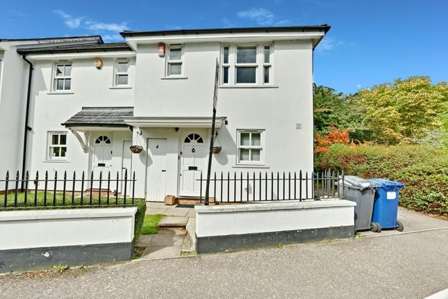 Thumbnail Terraced house to rent in Verwood Drive, Hadley Wood