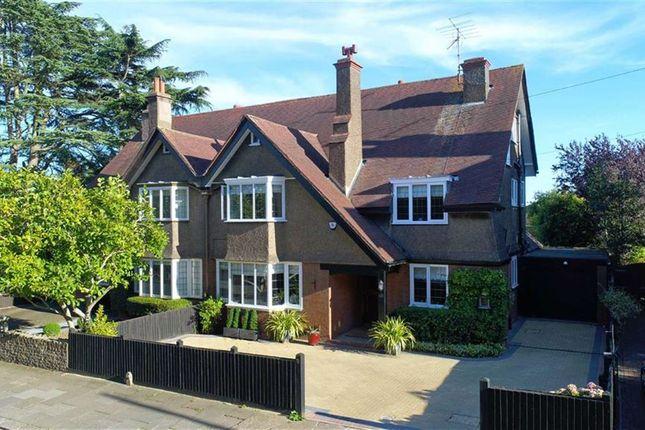 Thumbnail Semi-detached house for sale in St. Christophers Home, Abington Park Crescent, Abington, Northampton