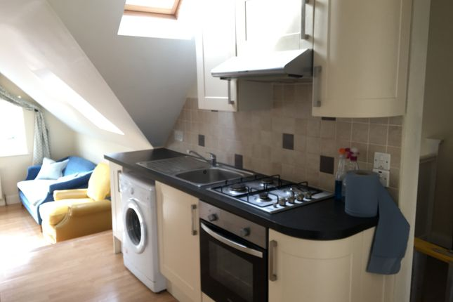 Thumbnail 2 bed flat to rent in Spurway Parade, Ilford