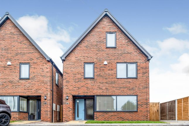 Thumbnail Detached house for sale in James Munday Rise, Lichfield Road, Coleshill, Birmingham