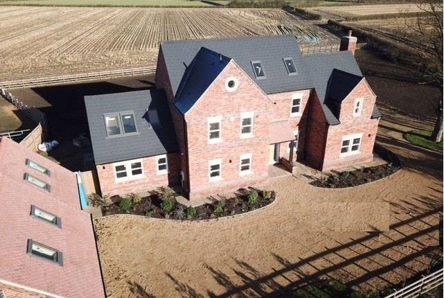 Thumbnail Detached house for sale in Desford Road, Enderby, Leicester