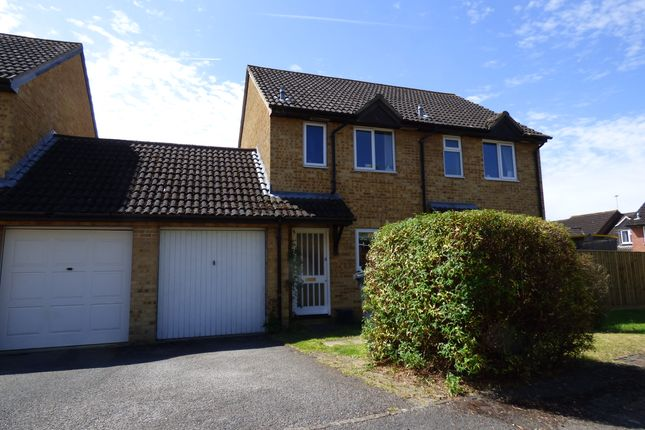 Thumbnail Semi-detached house to rent in Denton Close, Abingdon