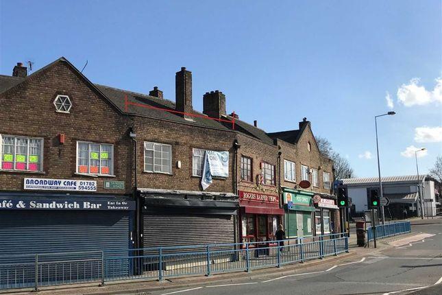 Thumbnail Restaurant/cafe for sale in Sandon Road, Longton, Stoke-On-Trent