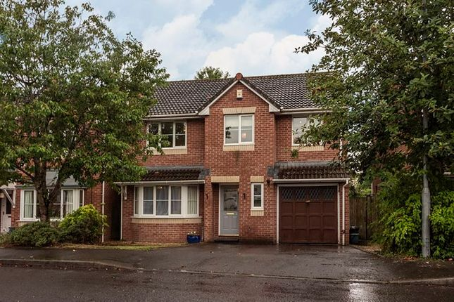 Thumbnail Detached house for sale in Cae Melin, Pontypool