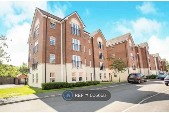 Thumbnail Flat to rent in Priory Chase, Pontefract