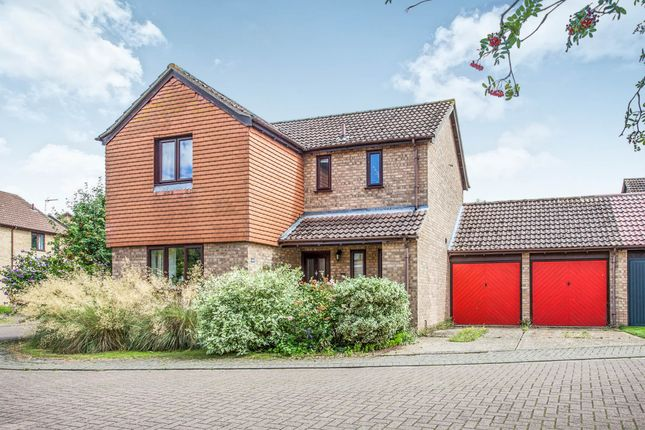4 bed detached house for sale in John Amner Close, Ely
