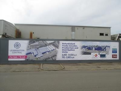 Thumbnail Warehouse for sale in Sydenham Industrial Estate, Caswell Road, Leamington Spa, Warwickshire