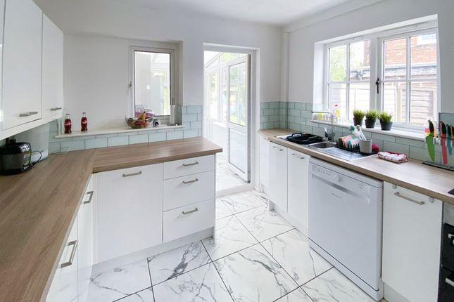 Kitchen of Buckingham Road, Cheadle Hulme, Cheadle SK8