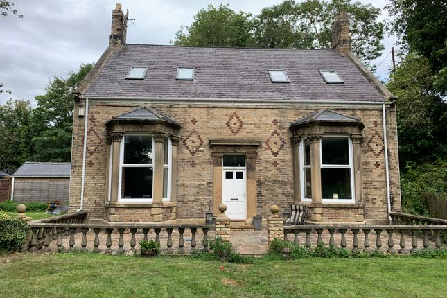 Thumbnail Detached house for sale in Dene House, Ovingham, Prudhoe, Northumberland