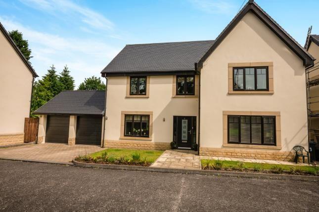 Thumbnail Detached house for sale in Kinnaird Gardens, Buxton, Derbyshire, High Peak