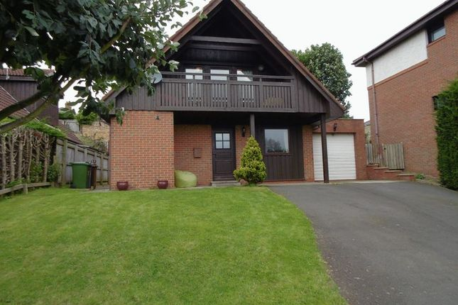 Thumbnail Detached house to rent in Mariners View, Amble, Morpeth