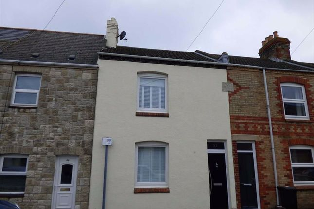 2 bed terraced house for sale in Holly Road, Weymouth DT4