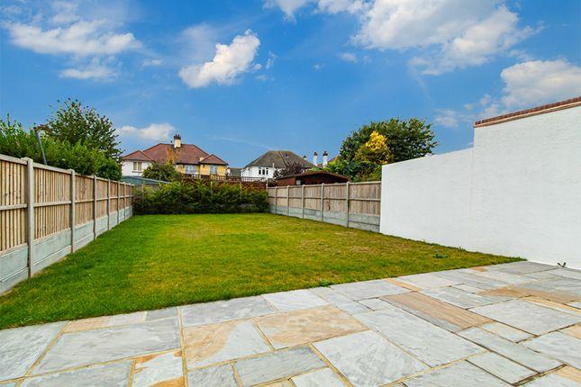 Garden of Lifstan Way, Southend-On-Sea SS1