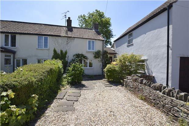 Thumbnail Cottage for sale in Swan Lane, Winterbourne, Bristol