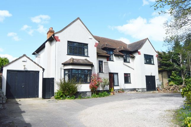 Detached house for sale in Noak Hill Road, Romford