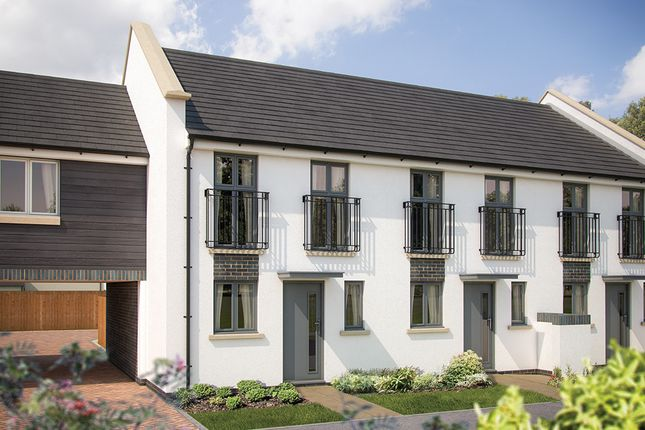 "Thumbnail Property for sale in ""The Amberley"" at Wood Street, Patchway, Bristol"