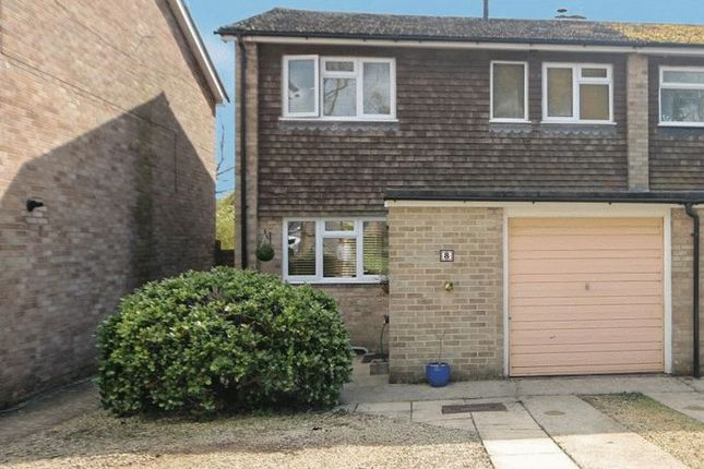 Thumbnail End terrace house for sale in Westland Way, Woodstock