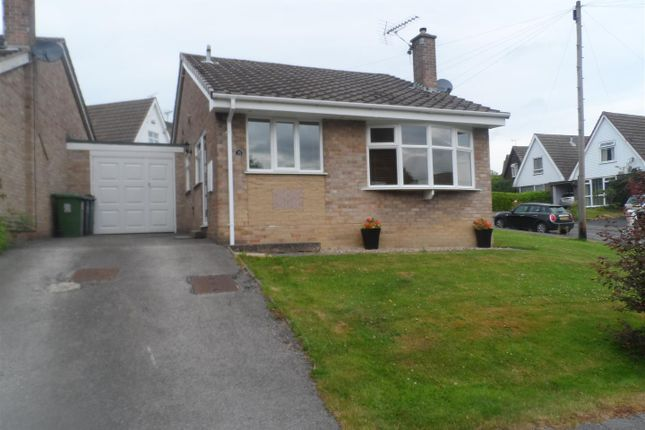 Thumbnail Detached bungalow to rent in Valley View Road, Riddings, Alfreton