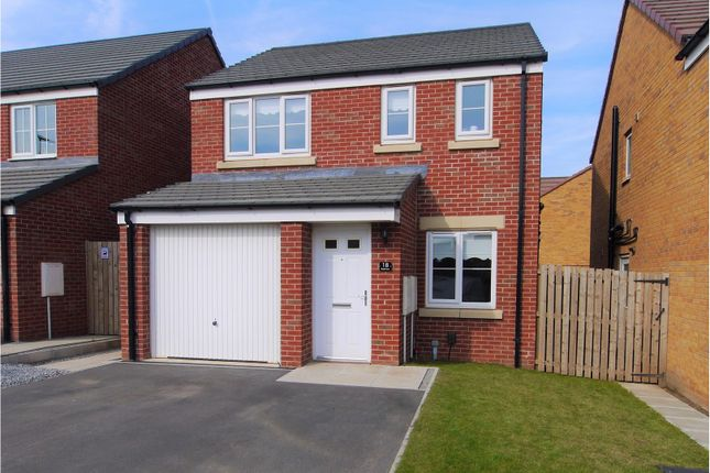 Thumbnail Detached house for sale in Bluebell Lane, Thurcroft, Rotherham