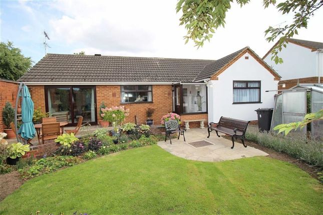 Thumbnail Detached bungalow for sale in Medina Close, Off Bembridge Drive, Alvaston, Derby