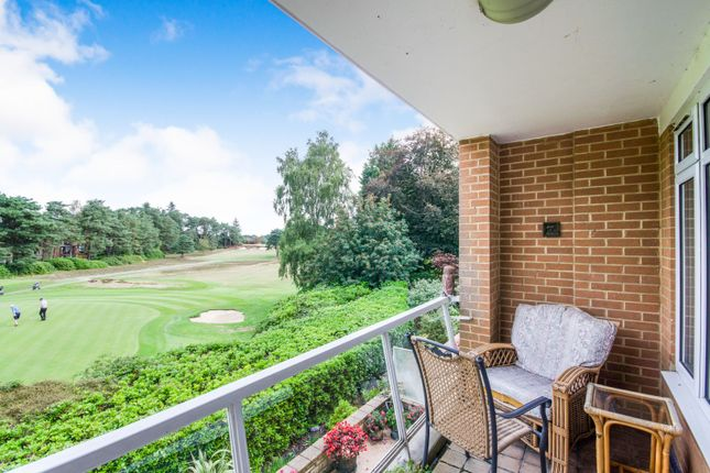 Thumbnail Flat to rent in Golf Links Road, Ferndown