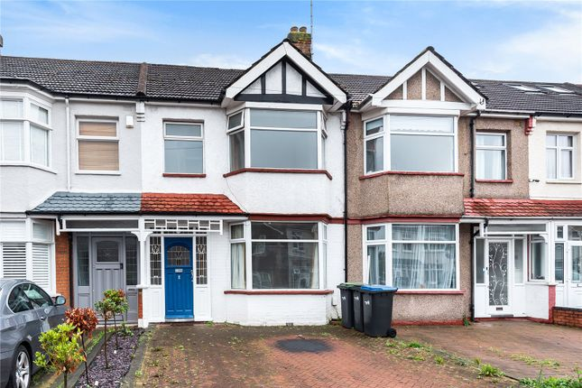 Thumbnail Detached house to rent in Dorchester Avenue, Palmers Green, London