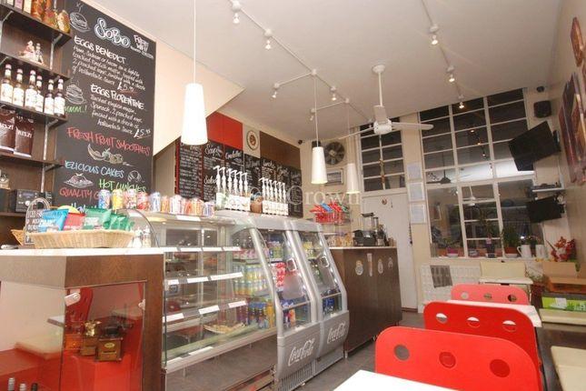 Thumbnail Retail premises for sale in Tower Bridge Road, London